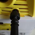 Anschluss Hochdruckschlauch