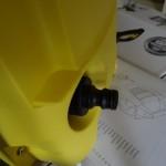 Wasseranschluss Hochdruckreiniger