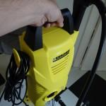 tragbarer Hochdruckreiniger Kärcher 2.100