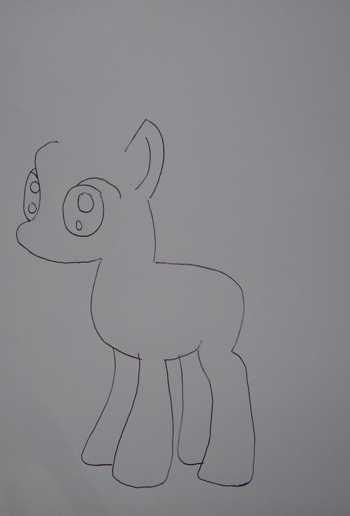 pony malen