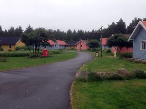 Hütten im Holiday Camp Soltau